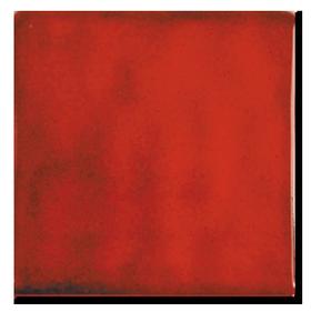 carrelage rouge vesuve salle de bains cuisine faence de provence salernes