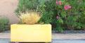Habillez votre jardin avec nos bancs & jardinières en tuiles émaillées