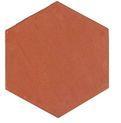 Tomettes Artisanales - Hexagonales 16 cm - Salernes en Provence