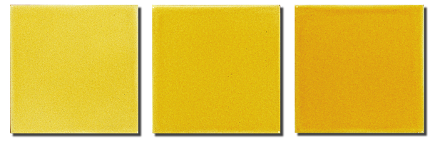 Carrelage jaune miel cuisine salle de bains fa ence de provence saler - Carreau transparent salle de bain ...