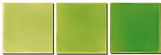 Tuyaux carrelage salle de bain noir vert anis for Faience salle de bain vert